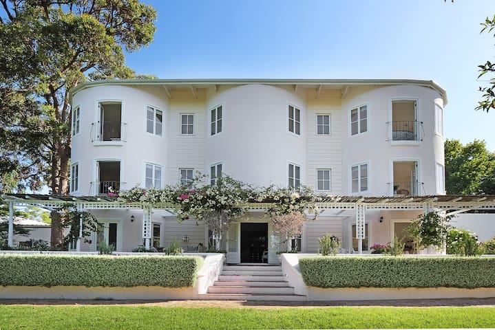 Unique French Luxury; Converted Silo Farm Villa
