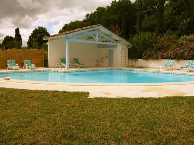 GrandVal: Countryhouse for families - Montaigu-de-Quercy - Ev
