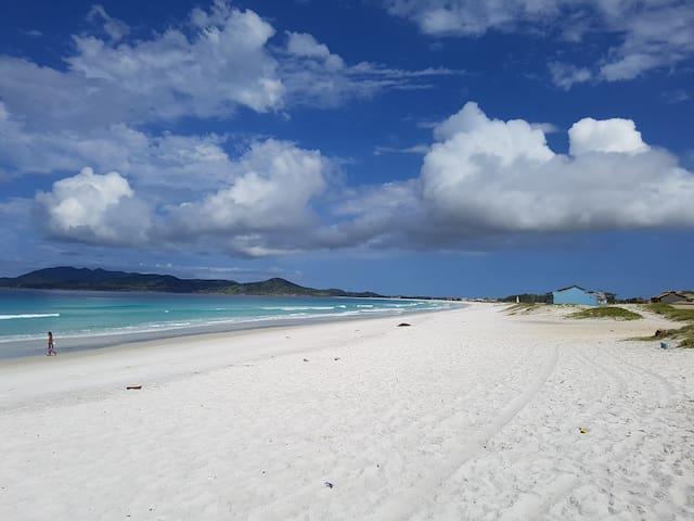 Praia do Foguete - Cabo Frio - Forte