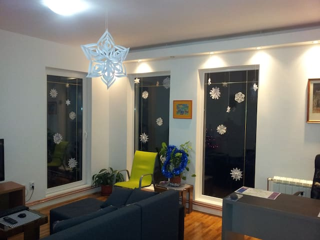 Nice rooms in a quiet neighbourhood - Belgrade - House