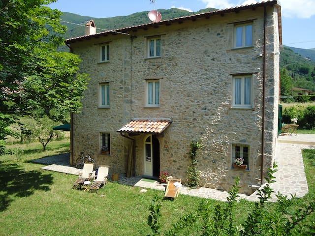 LoveilColletto - Camaiore - Villa