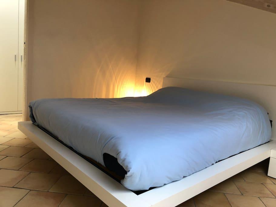 Letto Matrimoniale principale - Main double bed