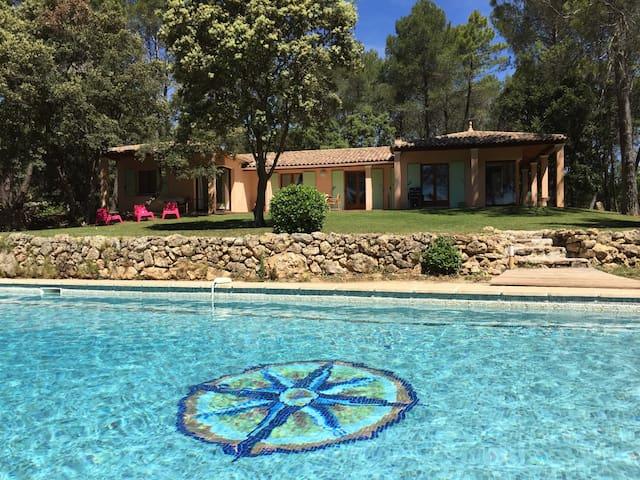 Villa stella cotignac