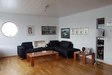 Reykjavík: Bright apartment, good location