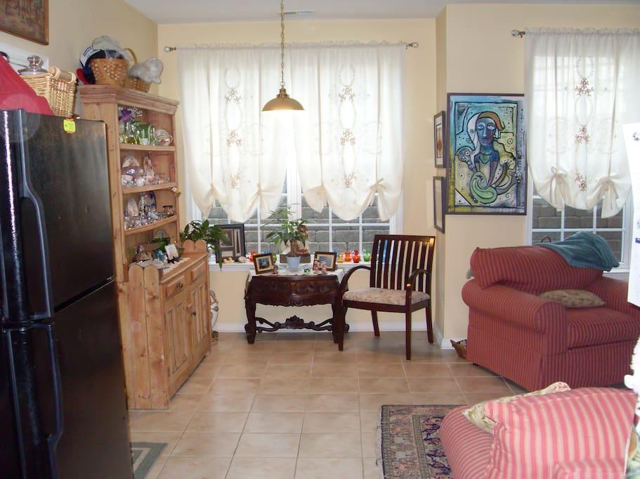 Family Room (half missing in photo)