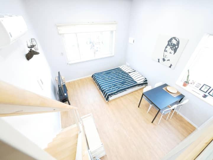 [Renovated Flat] DongDaeMun Grey Loft 3