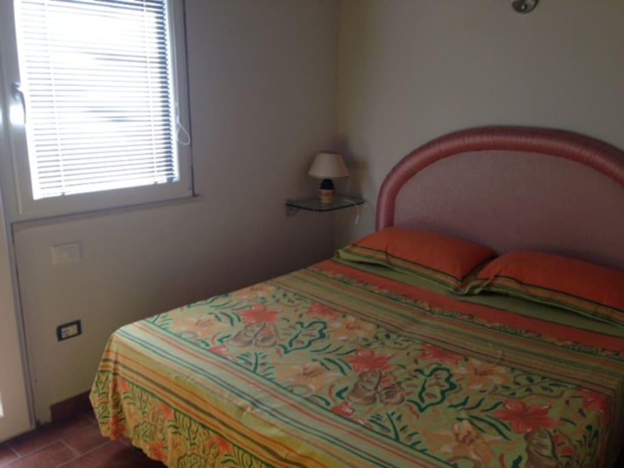 Il letto principale