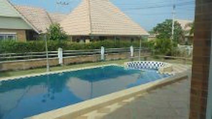 3bdr 3bth own pool@dusita, huahin 6
