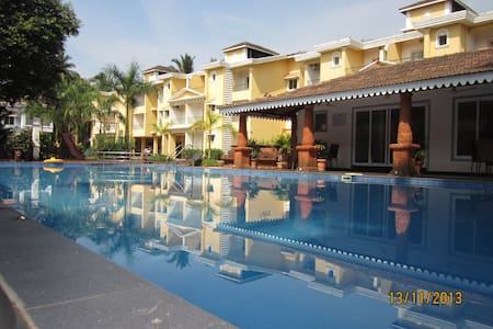 Vacation Homes Goa, 3 bhk V2, Colva - Colvá - House