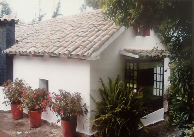 Casa campestre vía Villa de Leyva - Samacá - Bed & Breakfast