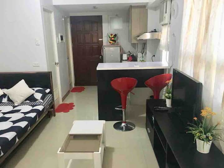 Fully furnished Condo - w/ Free Wifi and Cable TV