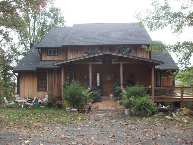 Nelson County Vacation Rental hom - Lovingston - Rumah