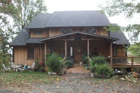 Nelson County Vacation Rental hom - Lovingston