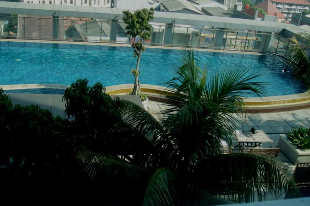 BEAUTIFUL POOL IN FLOOR 5, WITH A VIEW OF THE CITY... ( Free ...)