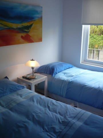 Segundo dormitorio.
