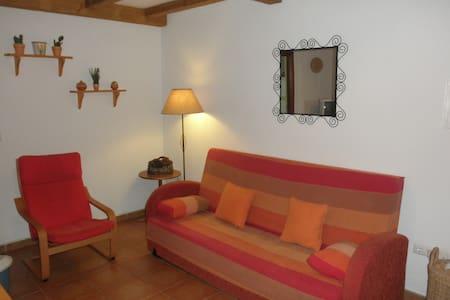 """Apartamento Rústico """"Los Manzanos"""" - El Bosque"""