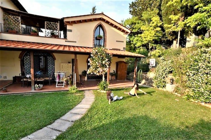 Romantica Villa nel Chianti