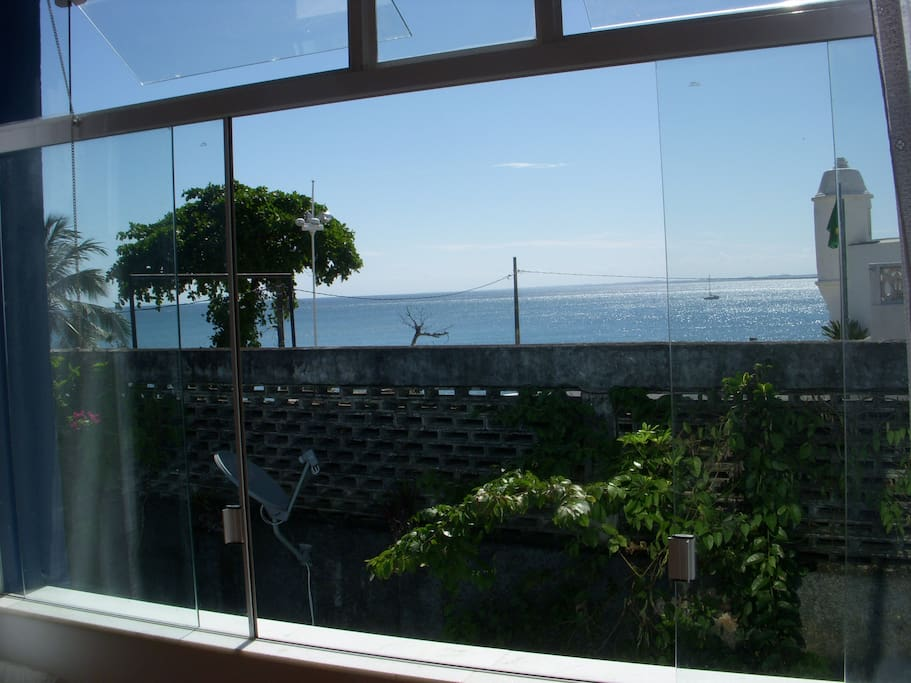 View from our front room