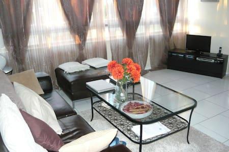 Appartement 90m2 spacieux et calme - Champagne-sur-Oise