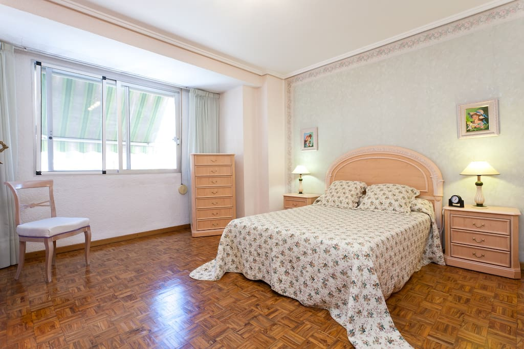 Habitación de matrimonio / Double room