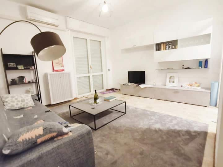 Apartment in Milan with super convenient location