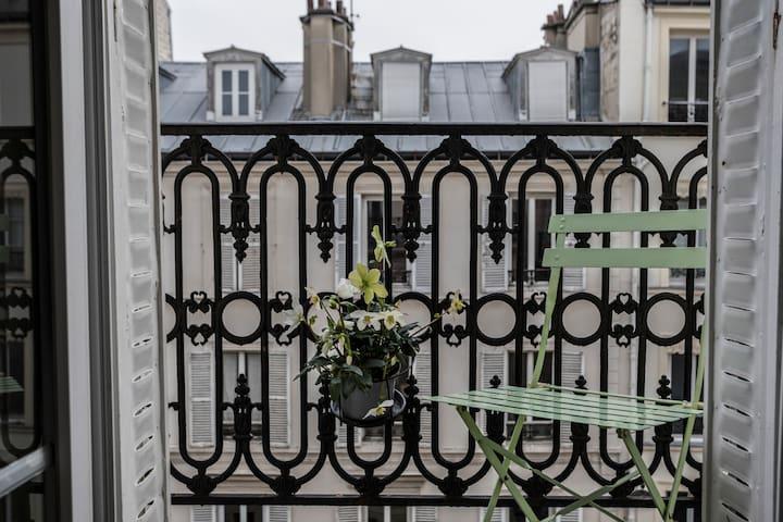 Beau séjour parisien :  entre Denfert et Alésia