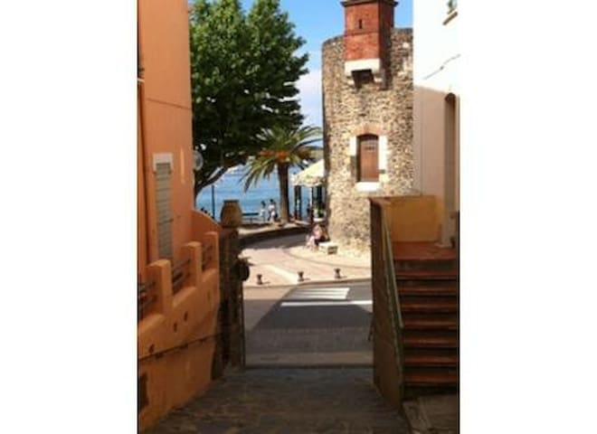 Charming house near the beach - Collioure - House