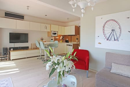 Luxury Cihangir Apartment - Istanbul