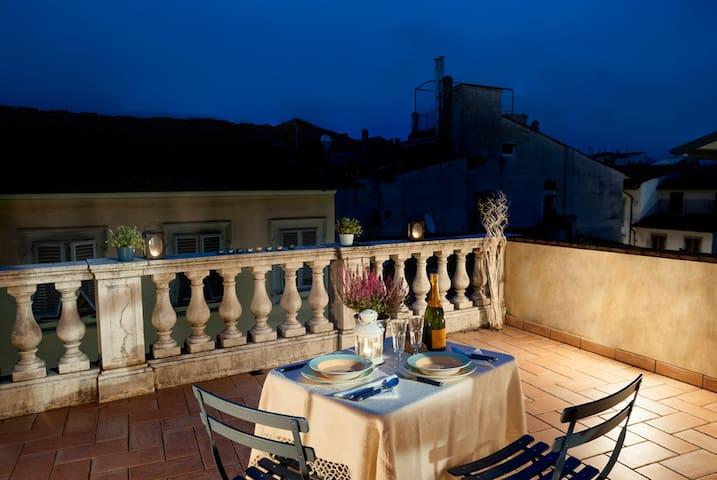 Terrazza Abbastanza - Florence - Appartement