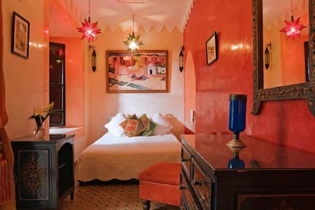Cherratine Double Room in B&B Riad Dar el Souk