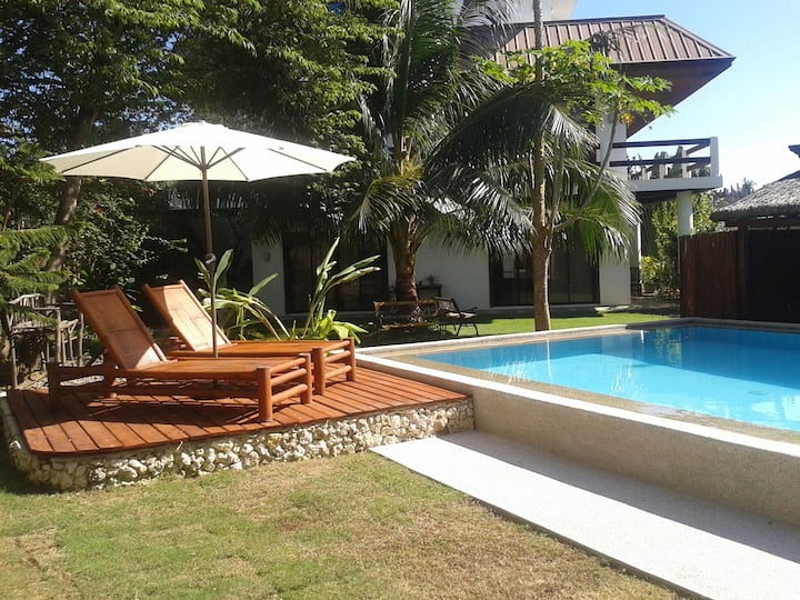 1 Bedroom suite - Near Beach - Pool-Panglao