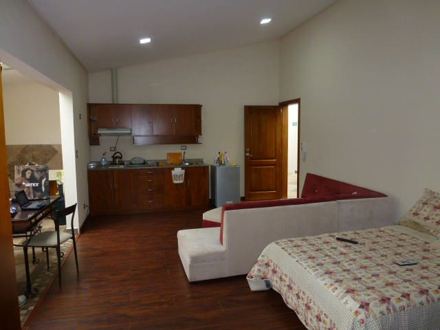 Studio in the Center of Cuenca 3 - Cuenca Canton - Appartement