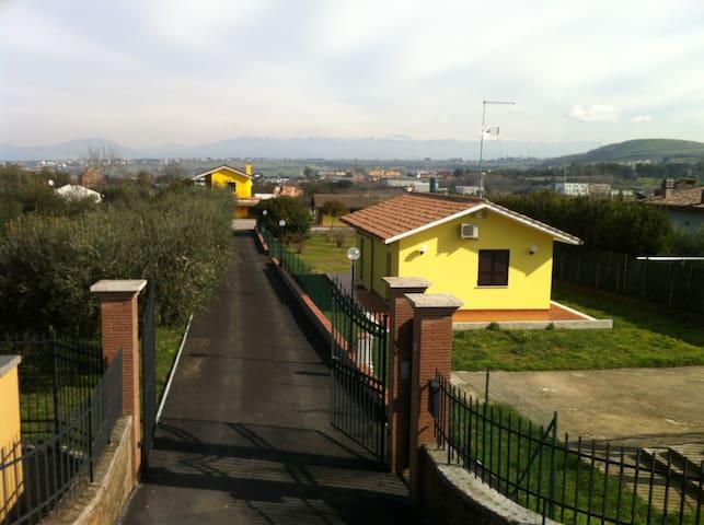 Il Melograno - 2 monolocali - Roma - Rumah