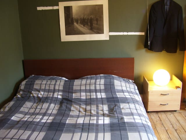 Chambre intime (cosy room) - Watermael-Boitsfort - Dům