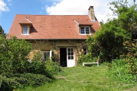 Landhouse with beautiful view  - Neuilly-en-Sancerre - Rumah