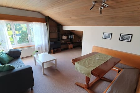 4-Room Apartment between Appenzell and Alpstein