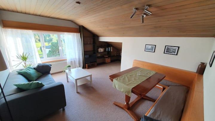 Wohnung (3.5) in Appenzell zur Alleinbenutzung
