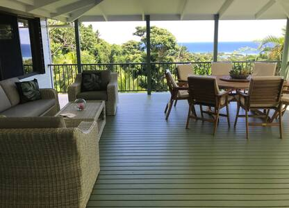Vast home, tranquil location, Pacific views (#1)