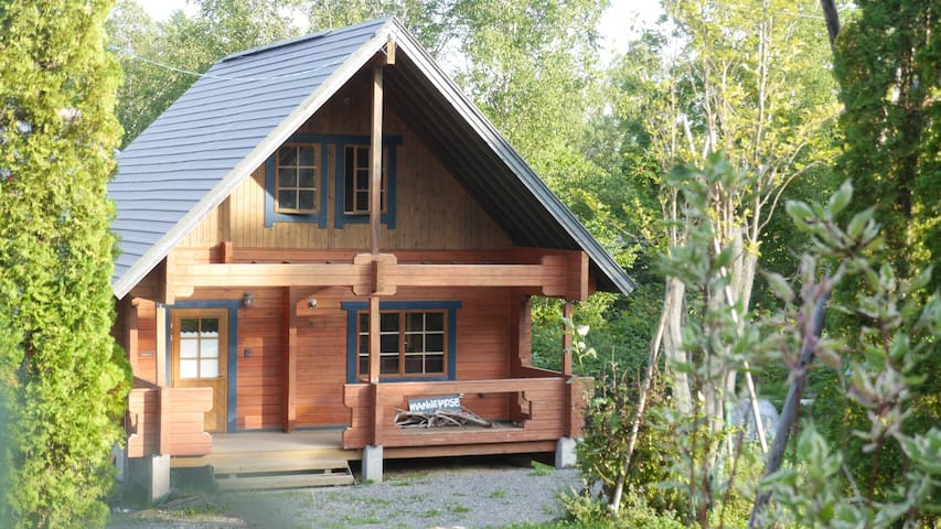 Spend a Luxury/Quiet Holiday at Log House!
