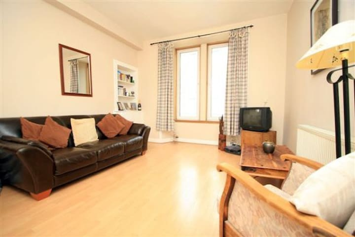 Single room  central  Edinburgh - Edimburgo - Bed & Breakfast