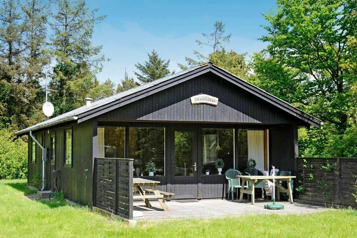 Maison de vacances pour 6 a Blåvand