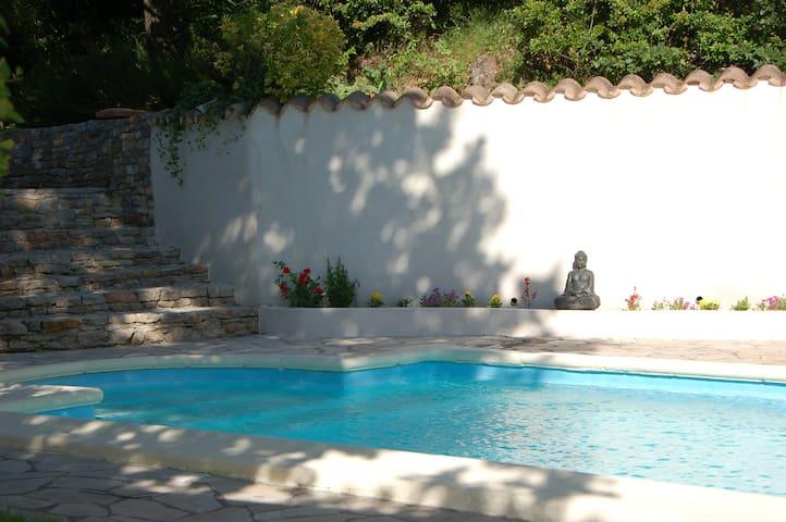 Villa Nara, Calme et Sérénité - La Bouilladisse