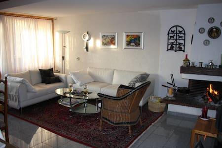 Ferienhaus Genfersee zu vermieten - Port-Valais - House