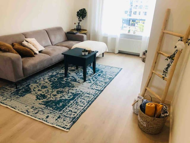 Appartement met relaxte sfeer in de stad Utrecht