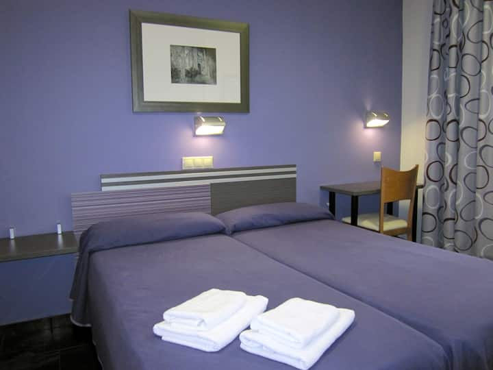 Posada Rica Hostel room