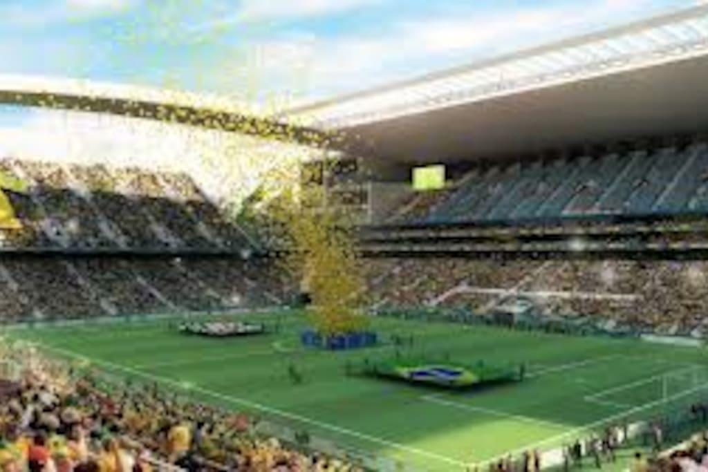 São Paulo Stadium