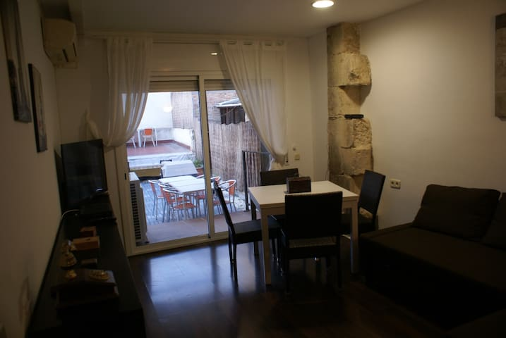 Apartament centre historic - Vilafranca del Penedès - Apartment