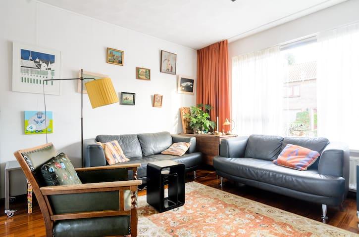 Lovely family home nearby Amsterdam - Ouderkerk aan de Amstel