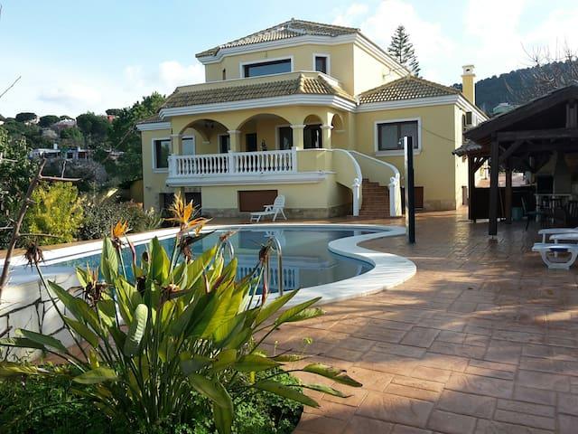 Luxusvilla Costa del Sol Spanien - Alhaurin de la Torre