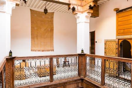 Medersa Room, Dar Rbab, Fes Medina - Fès